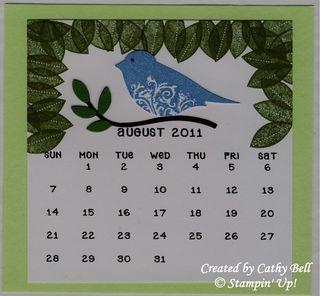 CD Cal Aug2011