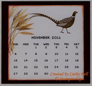 CD Cal Nov2011